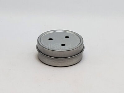 1/4 Oz Small Round Tin