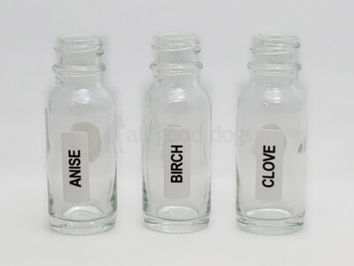 Special Clear Bottles