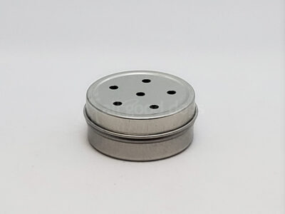 1/2 Oz Small Round Tin